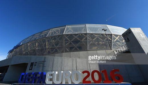 【速報】EURO2016フランス大会のグループステージ日程と結果レポート《ユーロ2016フランス》