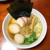 埼玉県富士見市【寛~くつろぎ~】特製煮干しそば:他県から時間かけて食べに来る価値ある名店
